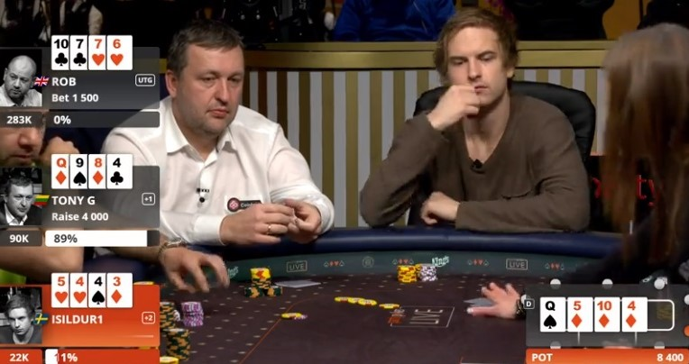 Омаха покер (Omaha poker)