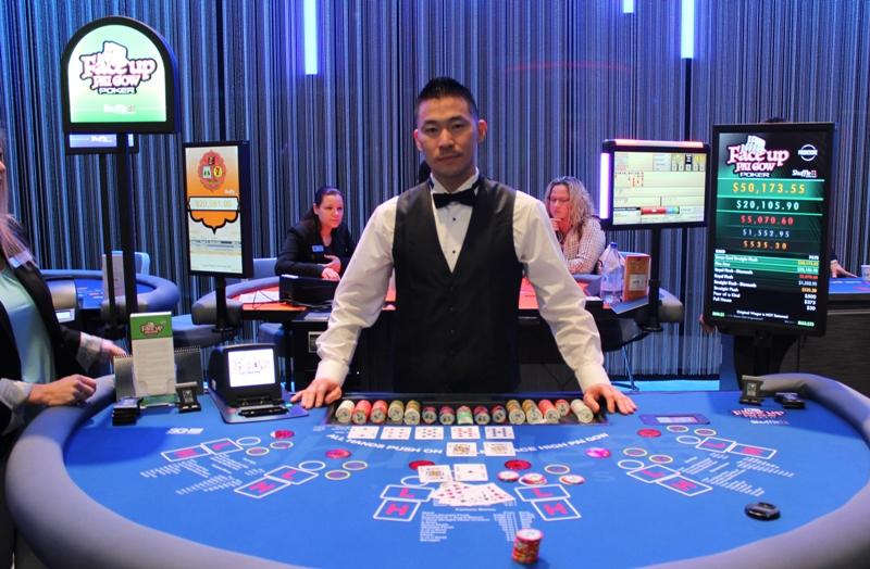 Покер в казино
