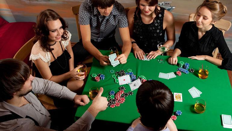 Как раздавать карты в покере