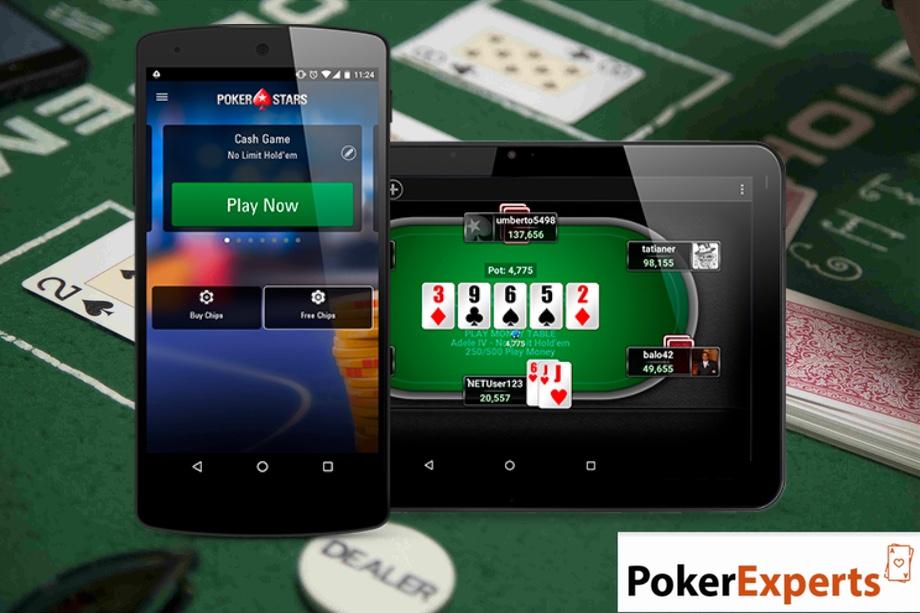 покер на андроид-фото
