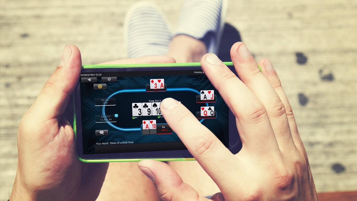 покер на IOS