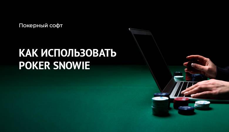PokerSnowie Обзор