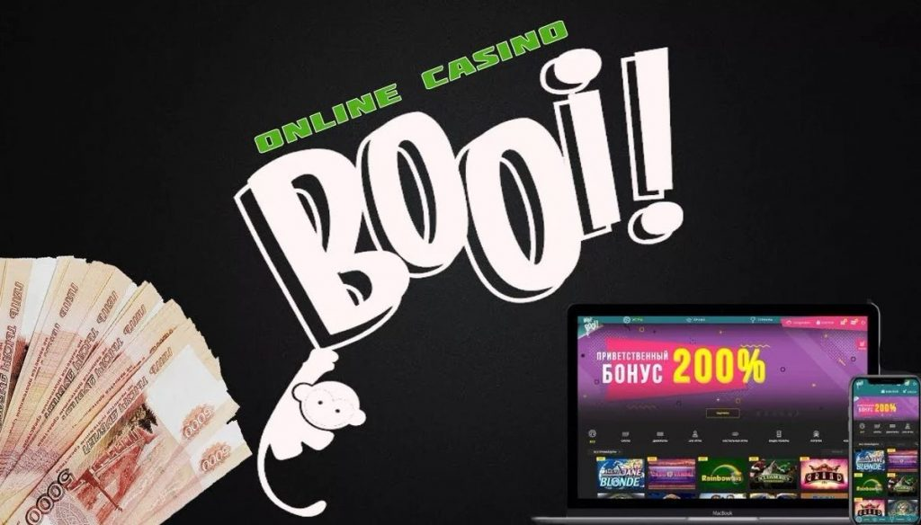 Booi Online Casino