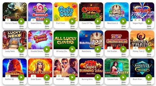 Fresh Casino Games
