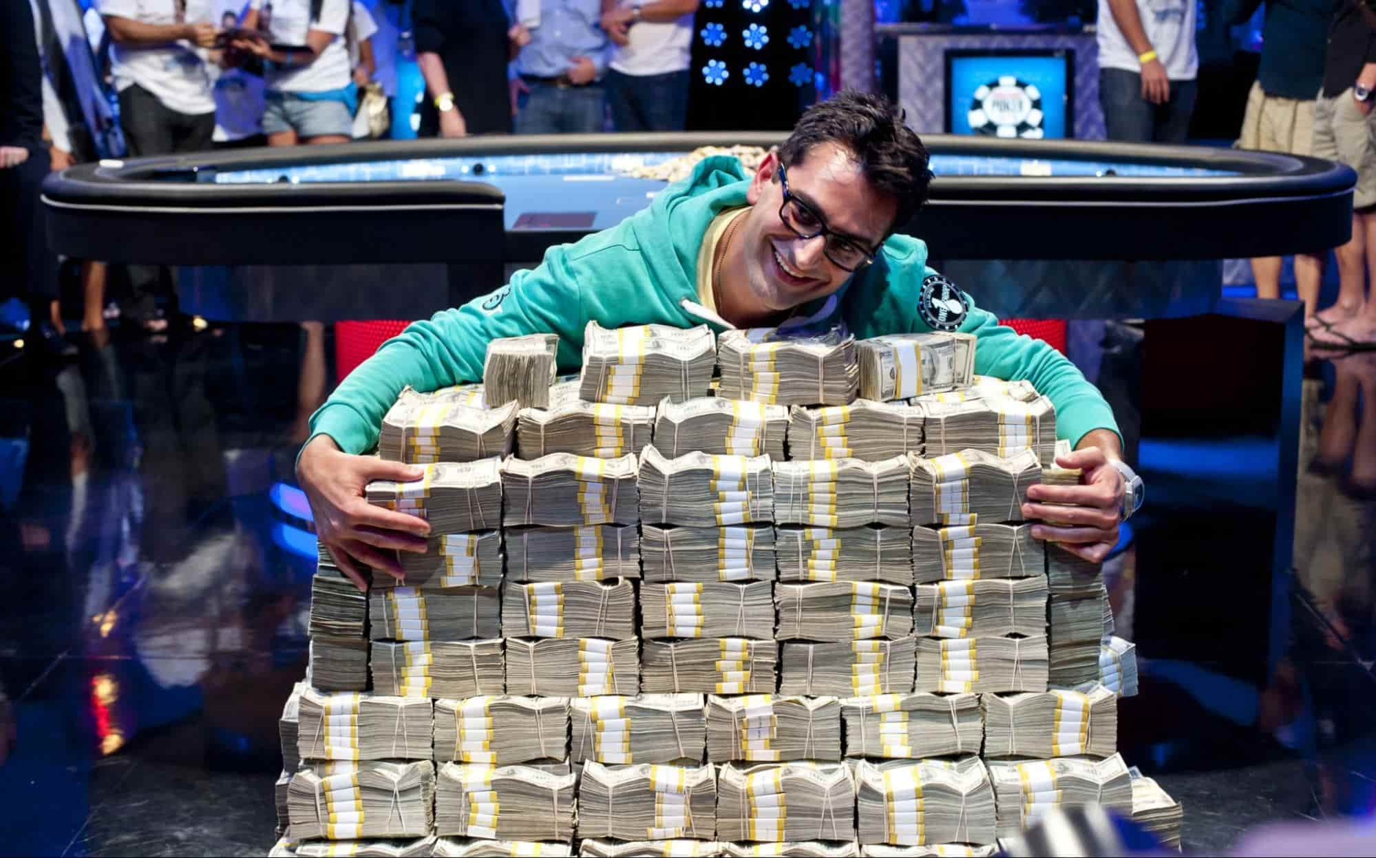 Samie Bogatye Pokeristi
