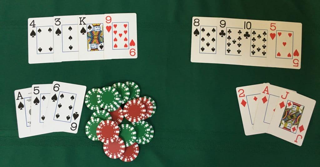 Різновиди покеру