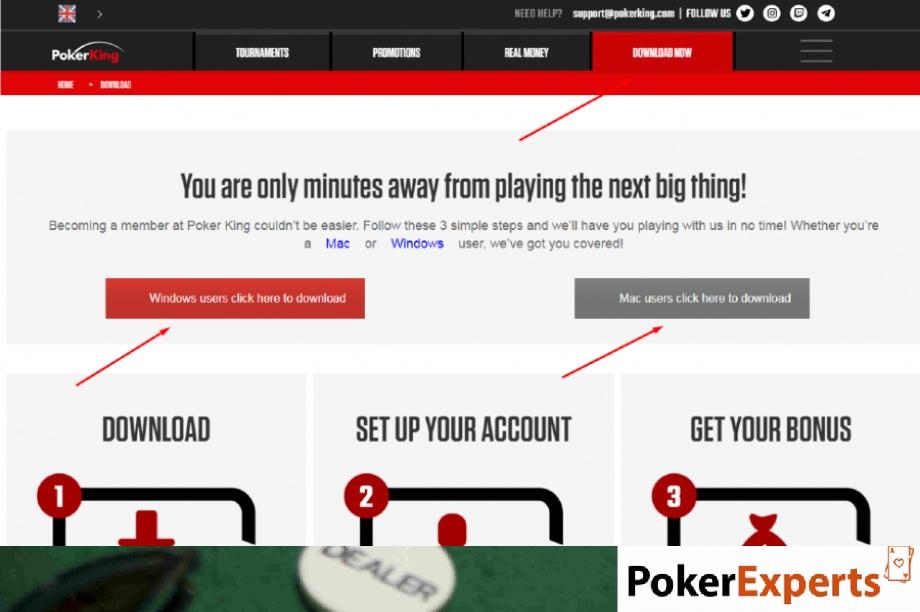 Скачать ПокерКинг-фото1