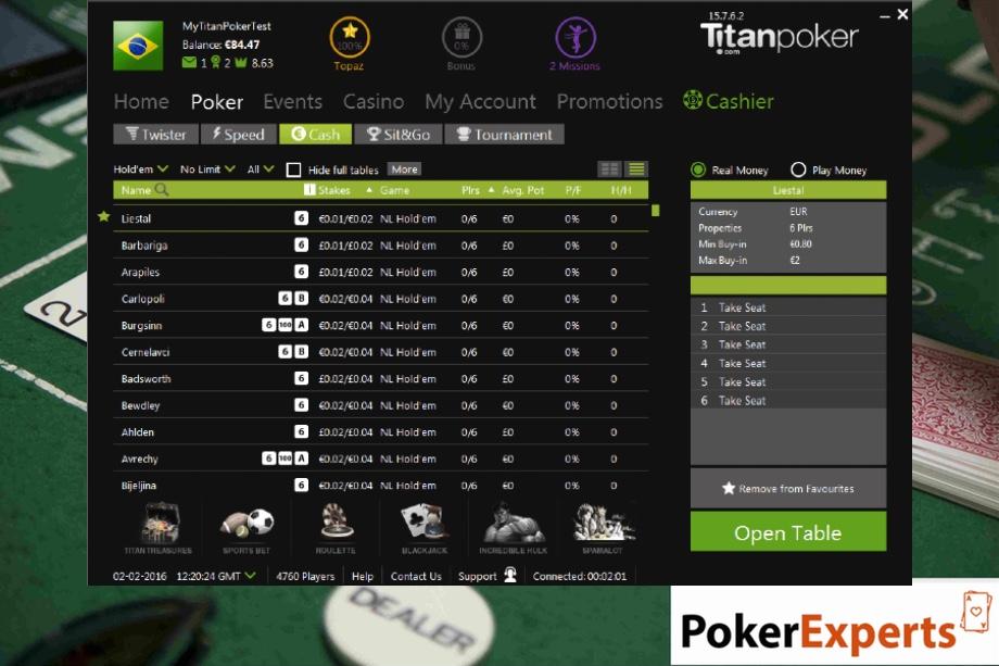 Скачать Титан Покер-фото