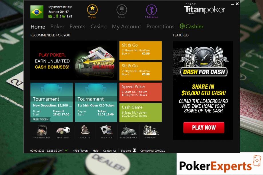 Зеркало Титан Покер-фото