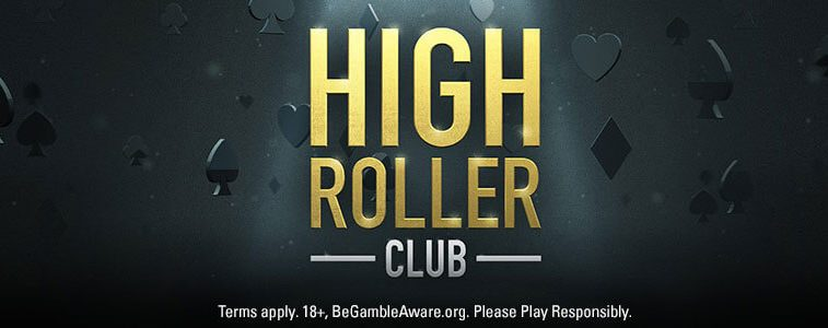 турнир хайроллер на покерстарз