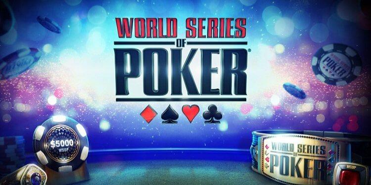 мировая серия покера 2021