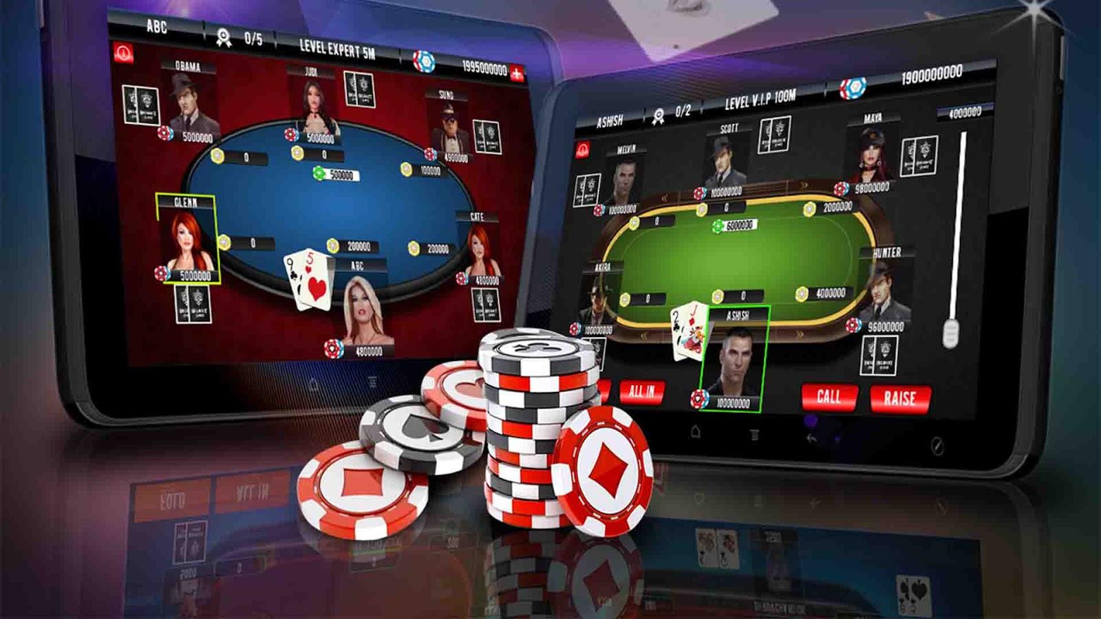 мобільний покер на Андроїд