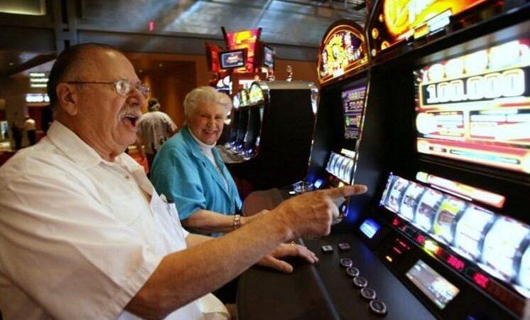 пенсионер лудоман
