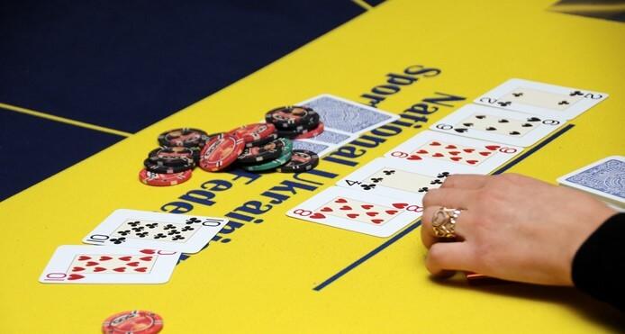 харьков покер