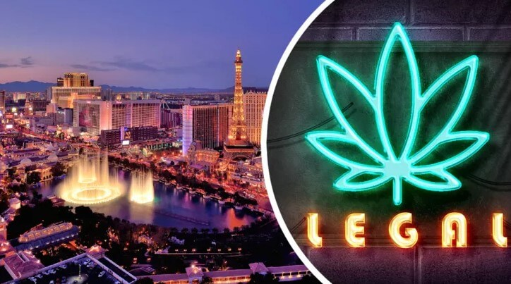 марихуана в лас вегасе
